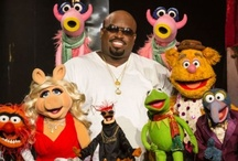 Cee Lo Green gets his own damn board! / by Kate Anderson