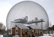 Buckminster Fuller / inspired by Buckminster Fuller / by Inhabitat