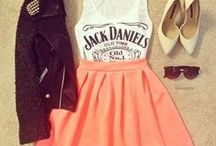 Clothes ♥ / by Leah