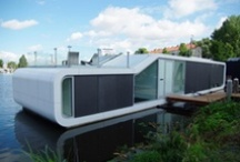 Houseboats / by Inhabitat