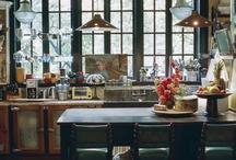 Decor: Kitchens & Breakfast Nooks / by Caro C