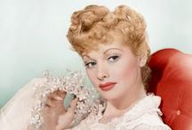 "*Lucy* / Lucille Desiree Ball was born in Celeron, New York on August 6, 1911. Her father died when she was only three, which required her mother to work long hours to support the family. As a take-charge youngster, Lucy took it upon herself to take on odd jobs to help bring in some extra money for the family—the oddest of these jobs being a ""seeing-eye guide"" for a blind soap peddler. Lucy learned to be independent from a young age and did not rely on others to meet her needs."