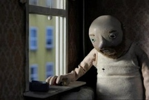 Animation, Puppets & Art Dolls / by Ellen Jaye Benson