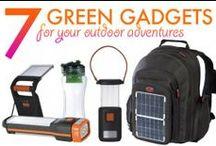 Camping & Outdoor Gear / by Inhabitat