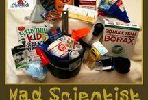 Homeschool - science / by Pam Freeman