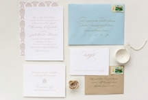 Searose Wedding Invitation
