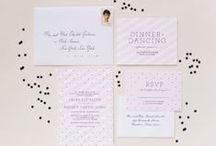 Sugar Wedding Invitation