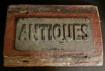 True Antiques & Antiquities / by Arlene McKnight