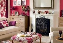 Beautiful Rooms and Decor / by Kathy Borton