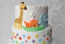 Christening Cake / by Louise Ireland