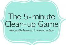 Cleaning Tricks / by Sariah Dickson