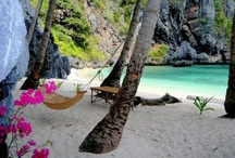 Dreaming of a tropical vacation  / by The Rich Life (on a budget)