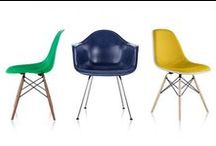 Chairs! / A collection of favorite eco-friendly & modern chairs / by Inhabitat