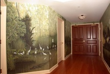 Decorative Painting Murals / by Laurie Rohner Studio