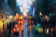 When it rains... / by Faerie Child
