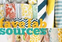 Needles. Fabrics. Threads.  / by Shiloh Bibb