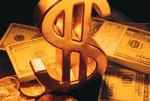 $Grn Stuff$ / Saving that money. / by Lisa Kramer-Murray