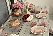 Vintage-inspired Tea Party