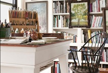 Studio or Office space. / by Laurie Rohner Studio