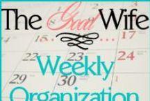 Organization / by Danielle Evans