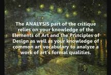 HS Art History and Criticism2 / Historical & Critical Art Analysis Resources, Critical Thinking Questions and Prompts designed for High School Students / by Ellen Jaye Benson