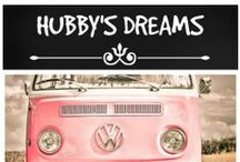 Hubby's Dreams / For decades hubby has dreamed a vacation in an RV