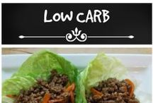 Low Carb Low Fat Recipes