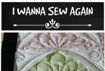 I Wanna Sew Again