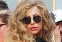 Sunglasses of Lady GaGa / The reigning Queen of Sunglasses - Lady GaGa shows us how it's really done. / by SelectSpecs