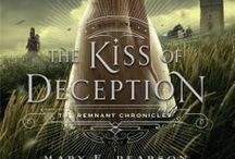 The Remnant Chronicles / Images that evoke the spirit of The Remnant Chronicles: The Kiss of Deception, The Heart of Betrayal, and The Beauty of Darkness
