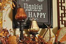 Thanksgiving / by Sariah Dickson