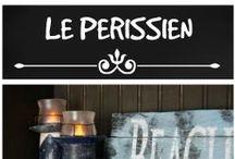 Le Perissien / Ideas for my shop
