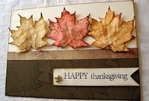 Thanksgiving Cards!