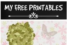 MzzBev's Free Printables