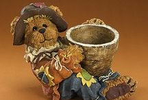 My Resin Boyds Bear Collection