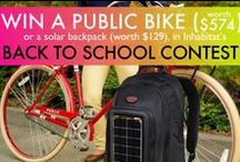 Back to School / by Inhabitat