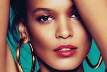 Liyaness / Style icon and Vogue model Liya Kebede.  / by Beth Andersen