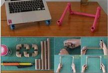 PVC, Kydex & Plastic fun / Bend it, shape it, make it.