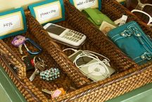 Cleaning & Organizing / by Ashley Kemmerer