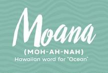 Hawaiian words / The most common Hawaiian words and phrases as spoken by Native Hawaiian language speakers. Practice and learn them all!