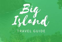 Big Island Travel Guide / There's never a shortage of things to do on the Big Island of Hawaii. You can swim with manta rays, hike through a lush rainforest, watch molten lava flow into the ocean for an amazing spectacle of nature!