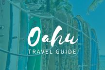Oahu Travel Guide / With an endless array of things to do, you won't get bored on Oahu. Fantasy Island-worthy waterfalls, captivating views at every turn, and extreme water sports are only some of the things you'll find on your adventure.