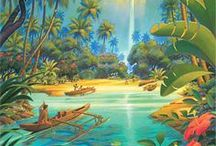 Art of Hawaii / Celebrating everything from Hawaii's history and culture to its contemporary art