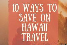 Hawaii on a Budget / Your vacation shouldn't have to be so expensive. Here's your guide to budget friendly travel in Hawaii.