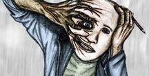 Esquizofrenia, ¿qué es? / Nombre genérico de un grupo de enfermedades mentales que se caracterizan por alteraciones de la personalidad, alucinaciones y pérdida del contacto con la realidad.