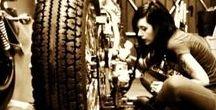 Moto+ / Girls & Motorcycles
