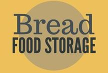 Food Storage || Bread / Everything you ever wanted to know about making bread including biscuits, cornbread, muffins, pizza dough, tortillas, scones, buns
