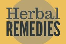 Herbal Remedies / Using herbs for health