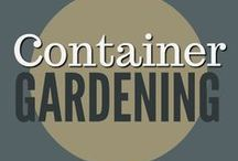 Gardening || Grow in Containers / grow fruit in containers, grow vegetables in containers, herbs in containers, pot planting depth reconmmendations, soil for containers