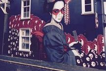 Street Art / Interesting or beautiful street art found at various locations around the world